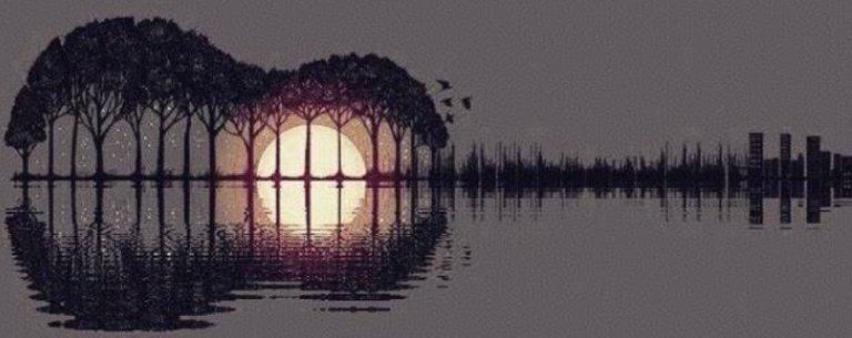 Guitar-Sunset